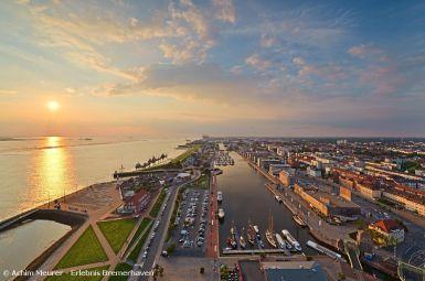 Frische Brise in Bremerhaven