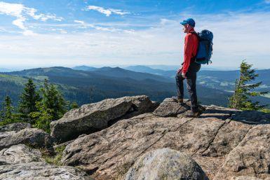 Wandern & Biken im Bayerischen Wald