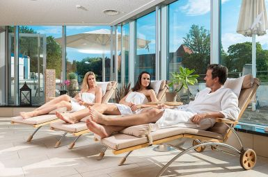 Wellness in der Therme Bad Nenndorf
