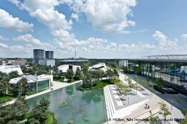 Autostadt Wolfsburg - Die Erlebniswelt