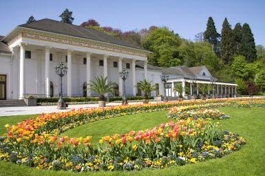Baden-Baden in einer Suite