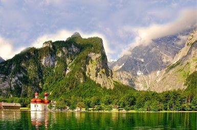 Traumhaftes Berchtesgadener Land