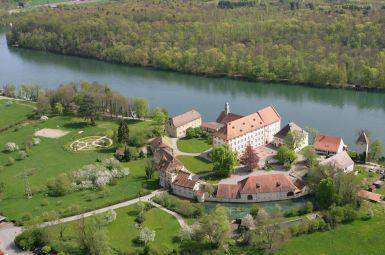Romantik im Schlosshotel am Rhein