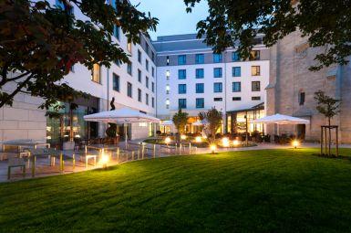 Luxus im Steigenberger Parkhotel