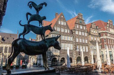 Bremen, Seefahrer & Stadtmusikanten