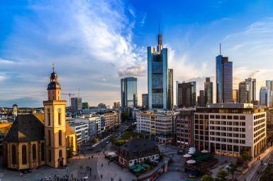Wochenendtrip Frankfurt Mainhattan