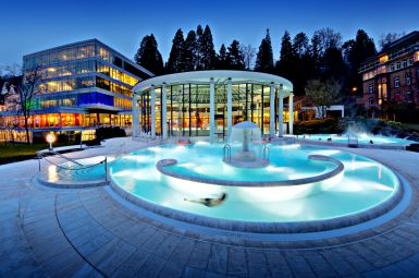 Luxus & Therme in Baden-Baden