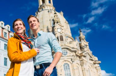 Top Hotel Dresden mit Wellnessbereich