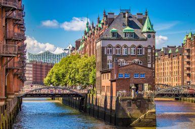 Schiff Ahoi in Hamburg (Dreibett)