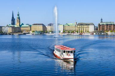 Hamburg für Verliebte