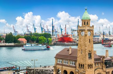 Familien Kurztrip Hamburg (Vierbett)