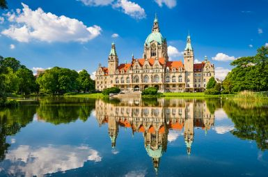 Städtetrip Hannover