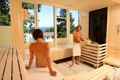 Exklusives Wellnesshotel auf Rügen