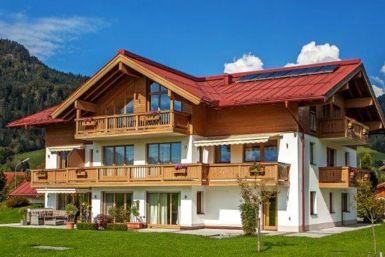 5-Sterne Ferienwohnung im Chiemgau