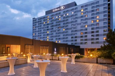 Düsseldorf exklusiv im Hilton Hotel
