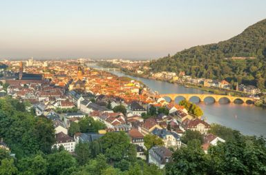 Heidelberg, Sinsheim & Kraichgau