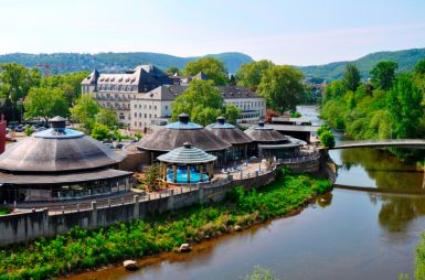 Wellness Aktiv Kurztrip Bad Kreuznach