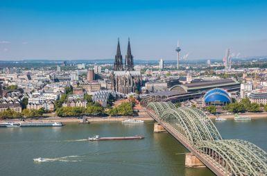 Silvester feiern in Köln