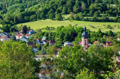 Kurzurlaub in Bad Brückenau