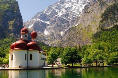 Romantik im Berchtesgadener Land