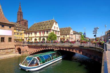 Straßburg romantisch