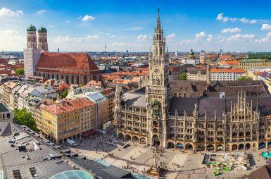 München exklusiv und in top Lage