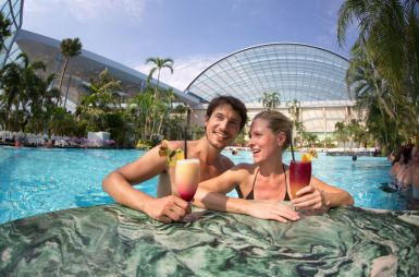Wellness in der Thermen & Badewelt Sinsheim