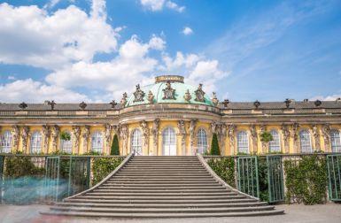 Schlösser, Gärten & Paläste
