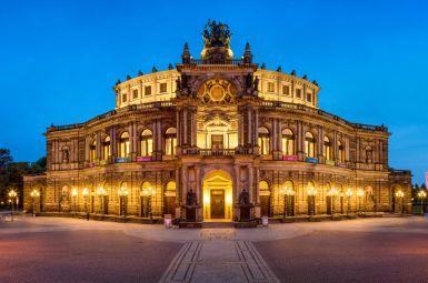 Romantik rund um Dresden