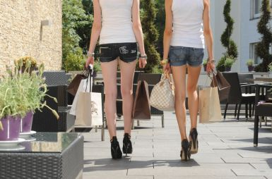 Shopping im CentrO Oberhausen