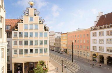 Rostock exklusiv im Steigenberger