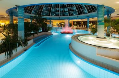 Wellness in der Therme Leipzig