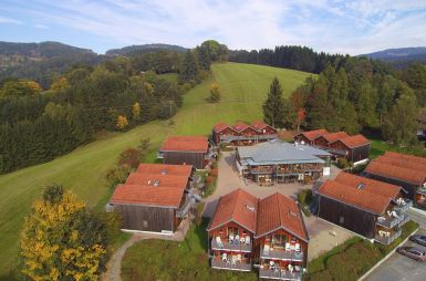 Bayerischer Wald mit Halbpension