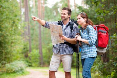 Wandern & Biken im Erzgebirge