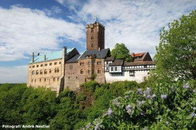 Eisenach, Luther & die Wartburg