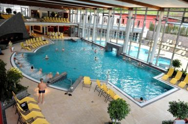 Eifel, Mosel & Wellness Therme
