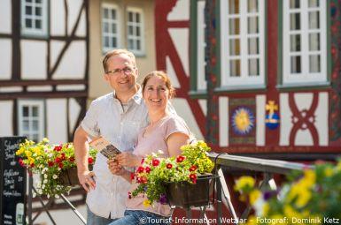 Liebesgeflüster in Wetzlar