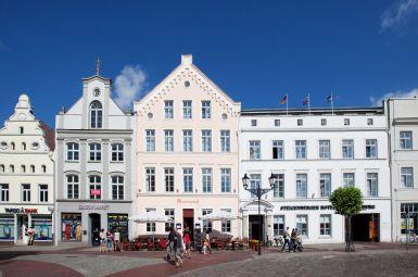 Wismar - hanseatisch & historisch