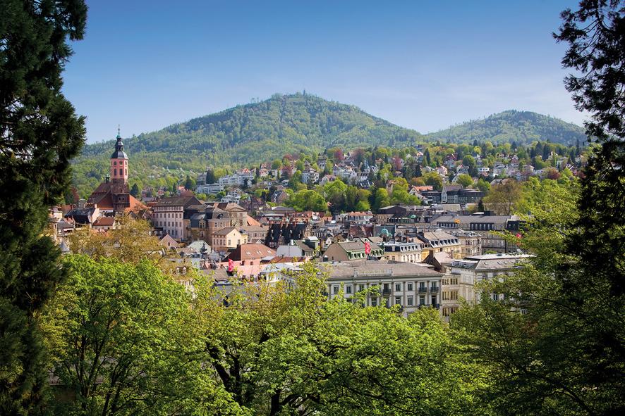 Reisetipps für Baden Baden – Die Lebenskulturhauptstadt Europas