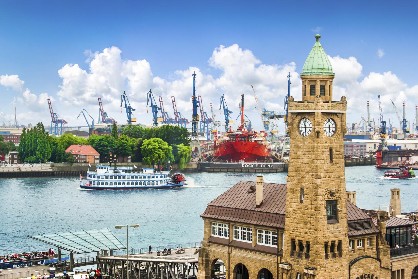 Hamburg – Die Hansestadt mit viel Kultur