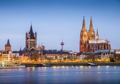 Köln – Die moderne Metropole am Rhein